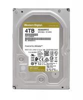 Жёсткий диск HDD 4 Tb Western Digital Gold WD4003FRYZ