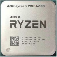 Процессор AMD RYZEN 5 PRO 4650G, 3.7 ГЦ (100-000000143)