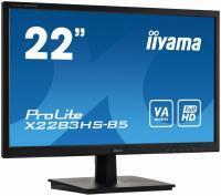 Монитор 21,5'' Iiyama ProLite X2283HS-B5