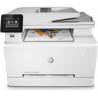 МФУ HP Color LaserJet Pro M283fdw (7KW75A)