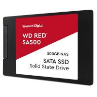 SSD диск 500 Гб Western Digital Red SA500 WDS500G1R0A