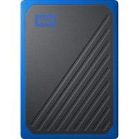 Внешний SSD диск 500 Гб Western Digital My Passport Go WDBMCG5000ABT-WESN