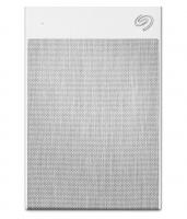 Внешний жесткий диск 2 TB Seagate Backup Plus Ultra Touch White (STHH2000402)