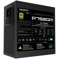 Блок питания GIGABYTE GP-P750GM 750W