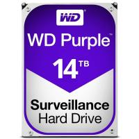 Жесткий диск HDD 14 Tb Western Digital Purple WD140PURZ