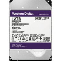 Жесткий диск HDD 12Tb Western Digital Purple WD121PURZ