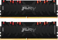 Оперативная память 16GB KIT (2X8GB) DDR4 3200MHz Kingston FURY Renegade RGB (KF432C16RBAK2/16)