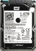 Жёсткий диск HDD 1 Tb Western Digital Black WD10JPLX