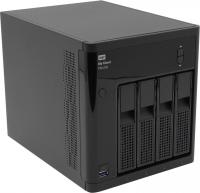 Сетевое хранилище Western Digital My Cloud PR4100 WDBKWB0000NBK-EEU