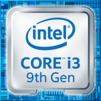 Процессор Intel Core i3 9100F 3,6 GHz