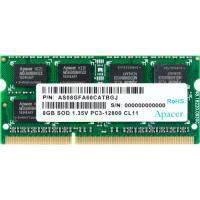 Оперативная память 8GB DDR3 1600MHz Apacer (DV.08G2K.KAM) для ноутбука