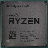 Процессор AMD RYZEN 3 3100 3,6 ГЦ 100-000000284