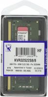 Оперативная память 8GB DDR4 3200MHz Kingston (KVR32S22S8/8) для ноутбука