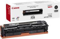 Картридж Canon 731BK (6272B002AA)