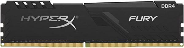 Оперативная память 32GB DDR4 3466MHz Kingston HyperX Fury RGB (HX434C17FB3A/32)