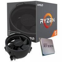 Процессор AMD RYZEN 5 3600XT 3,8 ГЦ 100-100000281BOX