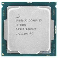 Процессор Intel Core i3 8100 3,6 GHz