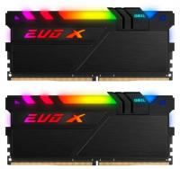 Оперативная память 16GB KIT (2X8GB) DDR4 2400MHz GEIL (GEXSB416GB2400C16DC)