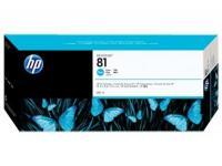 Картридж  HP C4931A (№81) Cyan