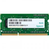 Оперативная память 4GB DDR3 1600MHz Apacer (DS.04G2K.KAM) для ноутбука