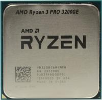 Процессор AMD RYZEN 3 PRO 3200GE 3.3 ГЦ (YD320BC6M4MFH)