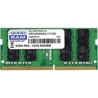 Оперативная память 16GB DDR4 2400MHz GOODRAM (GR2400S464L17/16G) для ноутбуков