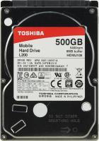 Жесткий диск HDD 500Gb L200 TOSHIBA HDWK105UZSVA