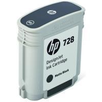 Картридж HP F9J64A (№728) Matte  Black