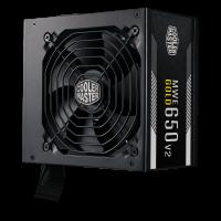 Блок питания COOLERMASTER MWE GOLD 650 V2 MPE-6501-ACAAG-EU 650W