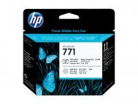 Печатающая головка HP 771 Photo Black & Light Gray (CE020A)