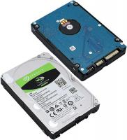 Жесткий диск HDD 4 Tb Seagate BarraCuda ST4000LM024