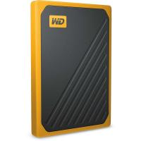 Внешний SSD диск 500 Гб Western Digital My Passport Go WDBMCG5000AYT-WESN