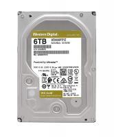 Жёсткий диск HDD 6 Tb Western Digital Gold WD6003FRYZ