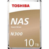 Жесткий диск 10 Тб Toshiba N300 HDWG11AUZSVA