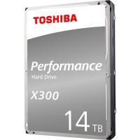 Жесткий диск 14 Тб Toshiba X300 HDWR21EUZSVA