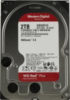 Жесткий диск 2 Тб Western Digital Red Plus WD20EFZX