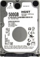 Жесткий диск 500 Гб HGST Travelstar Z7K500.B HTS725050B7E630