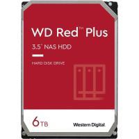 Жесткий диск 6 Тб Western Digital Red Plus WD60EFZX