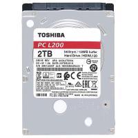 Жесткий диск HDD 2Tb TOSHIBA L200 HDWL120UZSVA