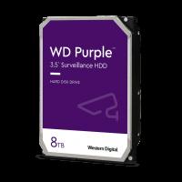 Жесткий диск HDD 8 Tb Western Digital Purple WD84PURZ